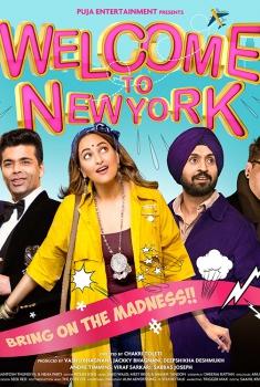 Смотреть трейлер Welcome to New York (2018)