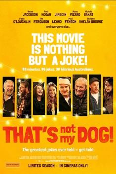 Смотреть трейлер That's Not My Dog! (2018)