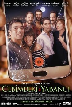 Смотреть трейлер Cebimdeki Yabanci (2018)
