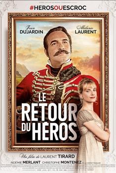 Смотреть трейлер Le retour du héros (2018)