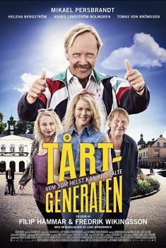 Смотреть трейлер Tårtgeneralen (2018)