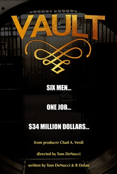 Смотреть трейлер Vault (2018)