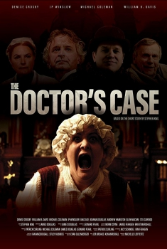 Смотреть трейлер The Doctor's Case (2018)