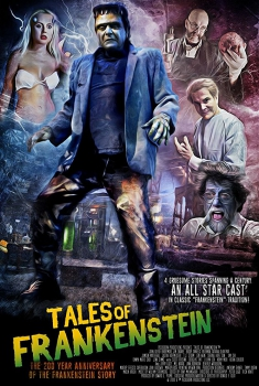 Смотреть трейлер Tales of Frankenstein (2018)