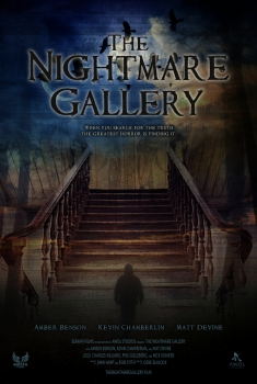 Смотреть трейлер The Nightmare Gallery (2018)