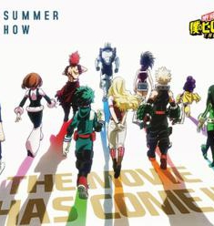 Смотреть трейлер Boku no Hero Academia the Movie (2018)