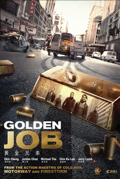 Смотреть трейлер Golden Job (2018)