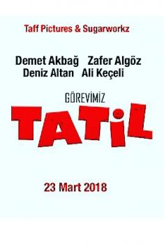Görevimiz Tatil (2018)