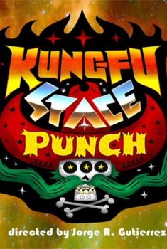Kung Fu Space Punch (2018)