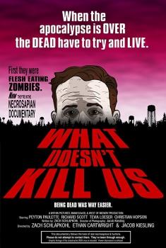 Смотреть трейлер What Doesn't Kill Us (2018)