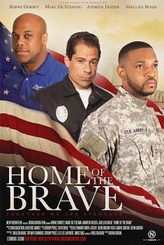 Смотреть трейлер Home of the Brave (2018)