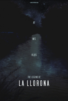 Смотреть трейлер La Llorona (2018)