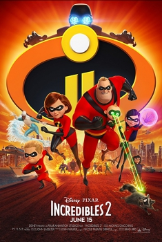 Incredibles 2 (2018) Online