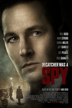 The Catcher Was a Spy (2018) Online