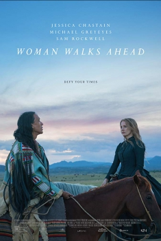Woman Walks Ahead (2017) Online
