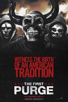 Смотреть трейлер The First Purge (2018)