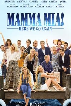 Смотреть трейлер Mamma Mia! Here We Go Again (2018)