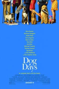 Смотреть трейлер Dog Days (2018)