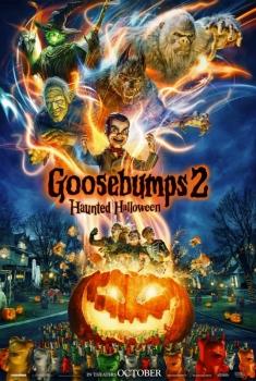 Смотреть трейлер Goosebumps 2: Haunted Halloween (2018)