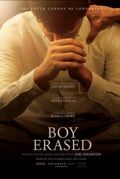 Смотреть трейлер Boy Erased (2018)