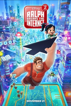 Ralph Breaks the Internet: Wreck-It Ralph 2 (2018) Online