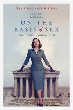 Смотреть трейлер On the Basis of Sex (2018)