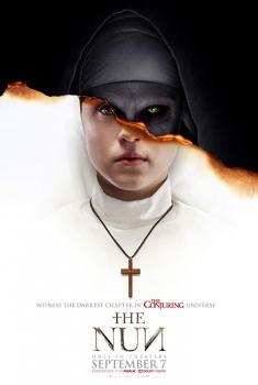 Смотреть трейлер The Nun (2018)