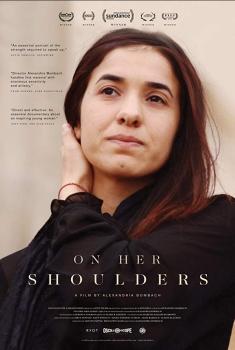 Смотреть трейлер On Her Shoulders (2018)
