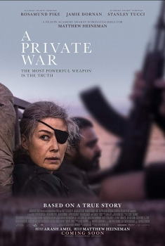 A Private War (2018) Online