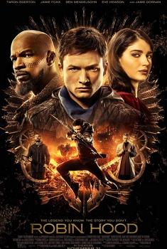 Смотреть трейлер Robin Hood (2018)