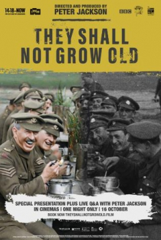 They Shall Not Grow Old (2018) Online