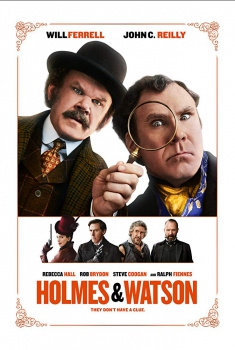 Holmes and Watson (2018) Online