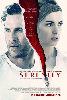 Смотреть трейлер Serenity (2019)
