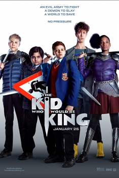 The Kid Who Would Be King (2018) Online