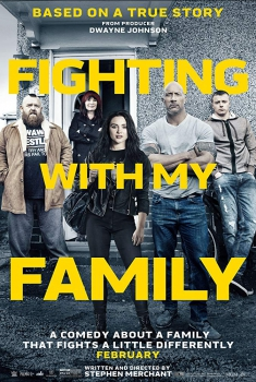 Fighting with My Family (2018) Online
