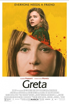 Greta (2018) Online