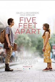 Смотреть трейлер Five Feet Apart (2019)
