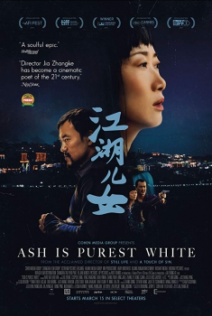 Ash Is Purest White (2018) Online