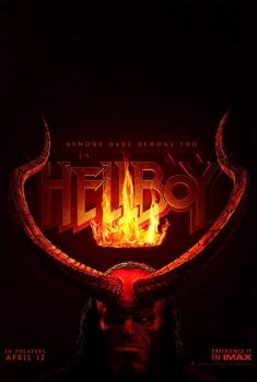 Смотреть трейлер Hellboy (2018)