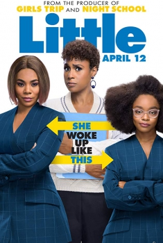 Смотреть трейлер Little (2019)