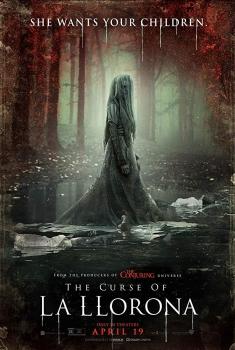 The Curse of La Llorona (2019)