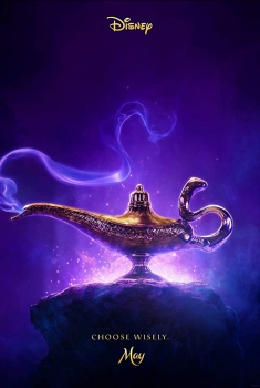 Смотреть трейлер Aladdin (2019)