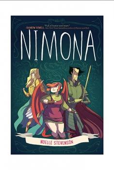 Смотреть трейлер Nimona (2020)