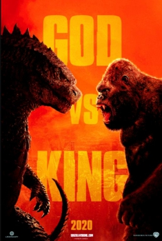 Смотреть трейлер Godzilla vs. Kong (2020)