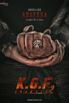 K.G.F: Chapter 2 (2021)