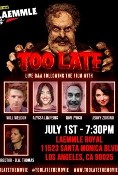 Too Late (II) (2021)