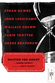 Waiting for Godot (II) (2021)