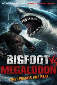 Bigfoot vs Megalodon (2021)